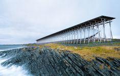 peter zumthor steilneset memorial isla de vardo - Buscar con Google
