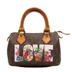 af5f00b49a06 Louis Vuitton Hand-Painted