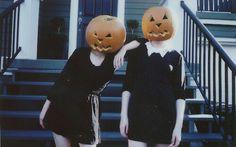 It's October  head  october  orange,  #black dress,  #pale >http://valenprice.com/