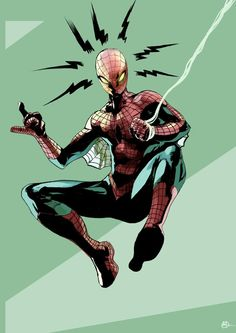 fd918c508 Comic Book Superheroes, Comic Books Art, Comic Art, Book Art, Spiderman  Pictures