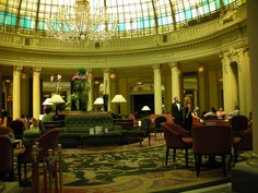 opera brunch at the palace hotel