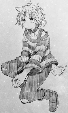 めかぶスープ(@mekabusoup)さん / Twitter Wolf People, Dazai Osamu, Hatsune Miku, Fnaf, Akira, Cool Art, Pikachu, Anime Art, Character Design