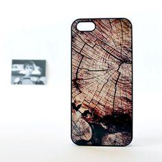 Rustic Woods iPhone Case