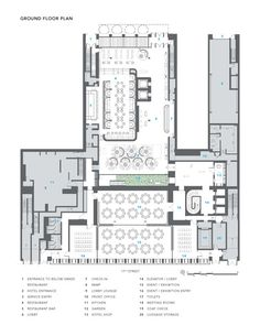 Restaurant floor plans restaurant floor plan change the dream downtown hotelcourtesy of handel architects malvernweather Images
