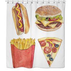 Food Sketch, Watercolor Food, Food Painting, Food Drawing, Drawing Drawing, Kitchen Art, Food Illustrations, Cute Food, Food Items