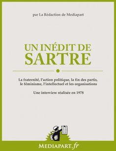 Médiapart #2013083 : Un inédit de Sartre