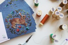 Chloe Giordano Embroidery