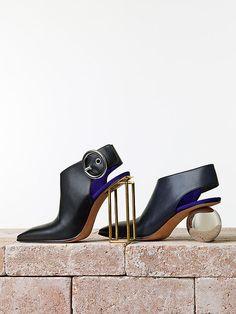 pinterest.com/fra411 #shoes by Celine