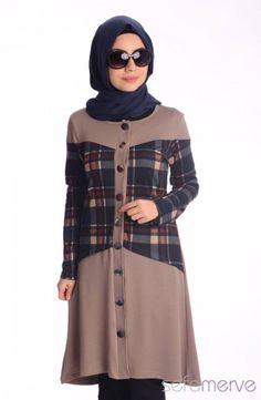 Tampilan Model Dress Motif Batik Casual | Linen dresses ...