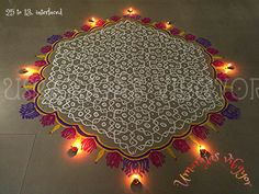 Chikku kolams were actually not a passion of mine, ,, yet I used to admire few of my friends creations and my made my own patterns with a fr...