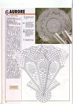 TS crochet d'art n° 233 - Jo D - Picasa Web Albums Crochet Doily Diagram, Crochet Motif Patterns, Crochet Mandala, Tatting Patterns, Crochet Chart, Filet Crochet, Crochet Books, Crochet Home, Thread Crochet