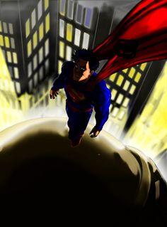 superman by mmxT on deviantART