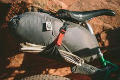 Bikepacking Hacks - Tyvek