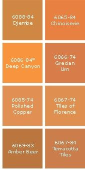 Shades Of Orange Paint Adorable Sherwinwilliams Orange Paint Color  Invigorate Sw 6886  All 2017