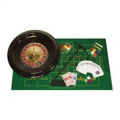"16"" Deluxe Roulette Set & Accessories"