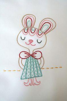 Mrs. Bunny....