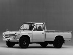 Nissan Junior (1970 – 1982).