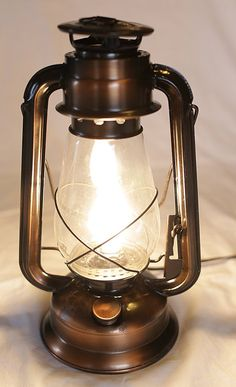 Old fashioned electrified kerosene 12 lantern door HomesteadLamps