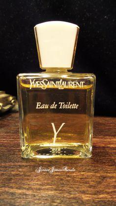Y by #YvesSaintLaurent  Eau de Toilette by JennieJamesResale on Etsy, $39.99