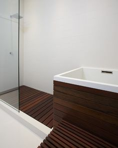 View full sizeThe OregonianAn Asian-style soaking tub in ...