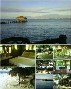 Pristine Samal beach