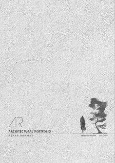 Architecture Portfolio 2019 by Azhar Rahman - issuu Portfolio Cover Design, Mise En Page Portfolio, Portfolio Covers, Portfolio Book, Architecture Portfolio Template, Architecture Design, Architecture Diagrams, Graphisches Design, Book Design Layout
