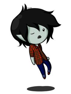 Marshall Lee- my favorite adventure time gender swapped character