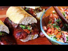 Salsa Pebre - Ideal para el choripan - VIDEO