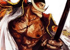"""""""Children should never be the one to die first..."""" Whitebeard One Piece"""