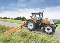 Steyr, Agriculture, Tractors, Vehicles, Car, Vehicle, Tools