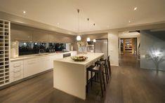 this is the colour scheme i modelled our kitchen on Home Decor Kitchen, Kitchen Interior, Home Kitchens, Kitchen Ideas, Green Kitchen, New Kitchen, Kitchen Dining, Interior Design Gallery, Home Interior Design