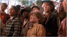 'Hook': Mira cómo han cambiado los niños perdidos de la película