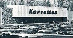 Korvettes department store