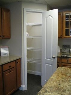 59 ideas corner closet kitchen pantries for 2019 Pantry Cabinet Home Depot, Corner Pantry Cabinet, Pantry Storage Cabinet, Pantry Shelving, Kitchen Corner, Kitchen Storage, Laundry Storage, Closet Storage, Storage Cabinets