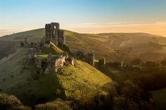 Corfe Castle by Kevin Standage on 500px