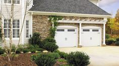 Ready for a change on the outside of your home? New garage doors are a wonderful way to update your home's visual profile. Plus, the available insulating options increase energy efficiency. And let's not forget how happy the cars will be.
