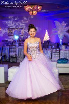 9947f4ec3c4 Bat Mitzvah Dress Purple Sparkles Long