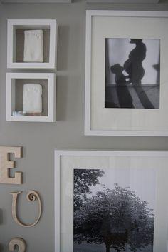 Love the sillouette idea for maternity photos