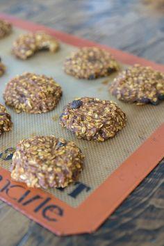 The Healthiest 5-Minute Pumpkin Pie Cookies