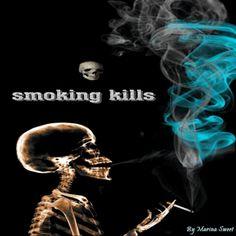 #Smokingkills -- it's not worth it.