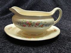 Gravy Boats - Does anybody actually use these beautiful vintage decorative objects for gravy?