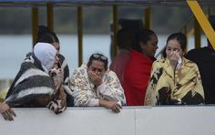 Crowded tourist boat's deadly outing in Colombia Several people are dead and dozens are missing after a multistory boat packed with about 170 people capsizes near Medellin. Survivor describes sinking»
