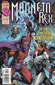 Magneto Rex # 3 Marvel Comics