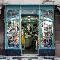 Rua da Conceição, Lisbonne (Portugal). Octobre 2017.