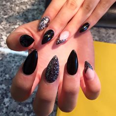 super classy prom nails