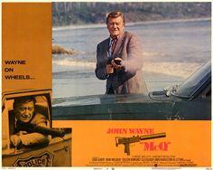 "John Wayne- ""Wayne on Wheels""! Old Movie Posters, Film Posters, Colleen Dewhurst, John Wayne Movies, Education Humor, Dean Martin, Celebration Quotes, 1 John, Old Movies"