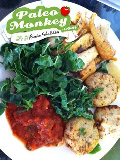 #eatclean fish cakes Paleo, Clean Eating, Healthy Eating, Kitchen Recipes, Tomato Sauce, Tandoori Chicken, Recipies, Low Carb, Fish