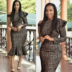 Church Dress 2019 ankara styles: check out 100 Amazing and stylish Ankara styles for Ladies t. 2019 ankara styles: check out 100 Amazing and stylish Ankara styles for Ladies to try out Ankara Dress Styles, African Fashion Ankara, Latest African Fashion Dresses, African Dresses For Women, African Print Dresses, African Print Fashion, African Attire, Ankara Styles For Kids, Ankara Rock