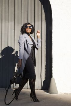 Locks & Trinkets: Designer Oversize Round Circle Pointed Cat Eye Sunglasses 9180