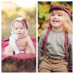 Twins Christmas Photography Props Brother and by CoutureParfait, $49.99